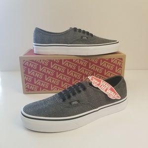 New Vans Authentic shoes